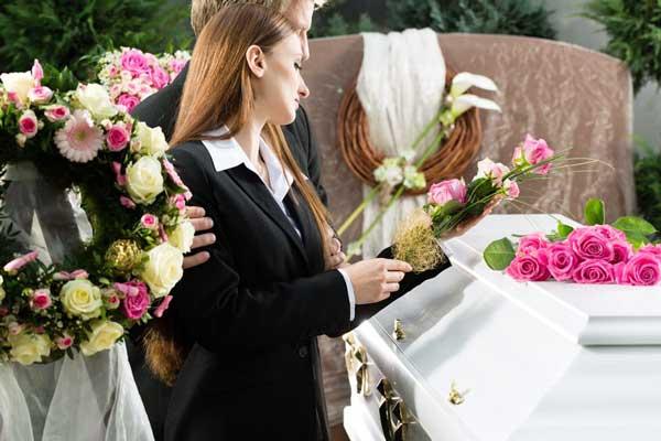 Full Service Burial