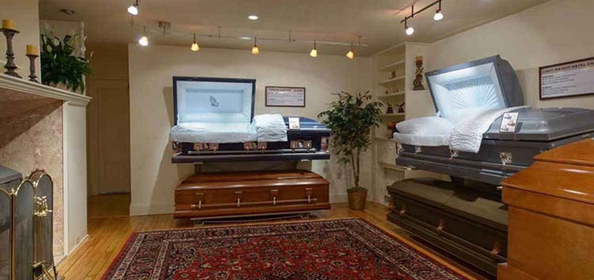 Tour your funeral home