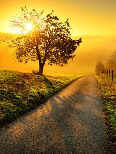 Final road