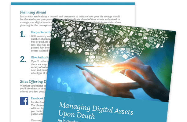 Managing Digital Assets