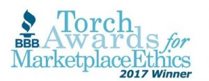 2017 Torch Awards for Marketplace Ethics