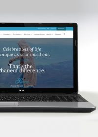 Phaneuf website wins Communicator Award