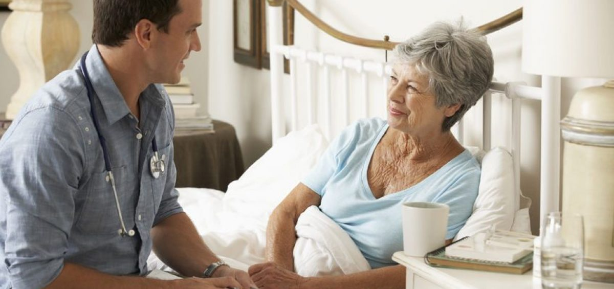 Palliative care at home