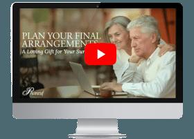 Funeral preplanning webinar