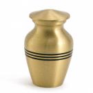 Classic Bronze Keepsake Urn