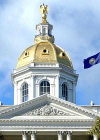 NH Statehouse