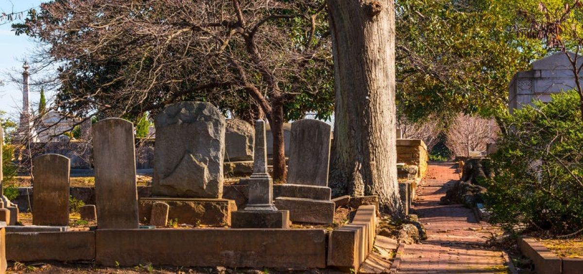 Oakland Cemetery, Atlanta GA