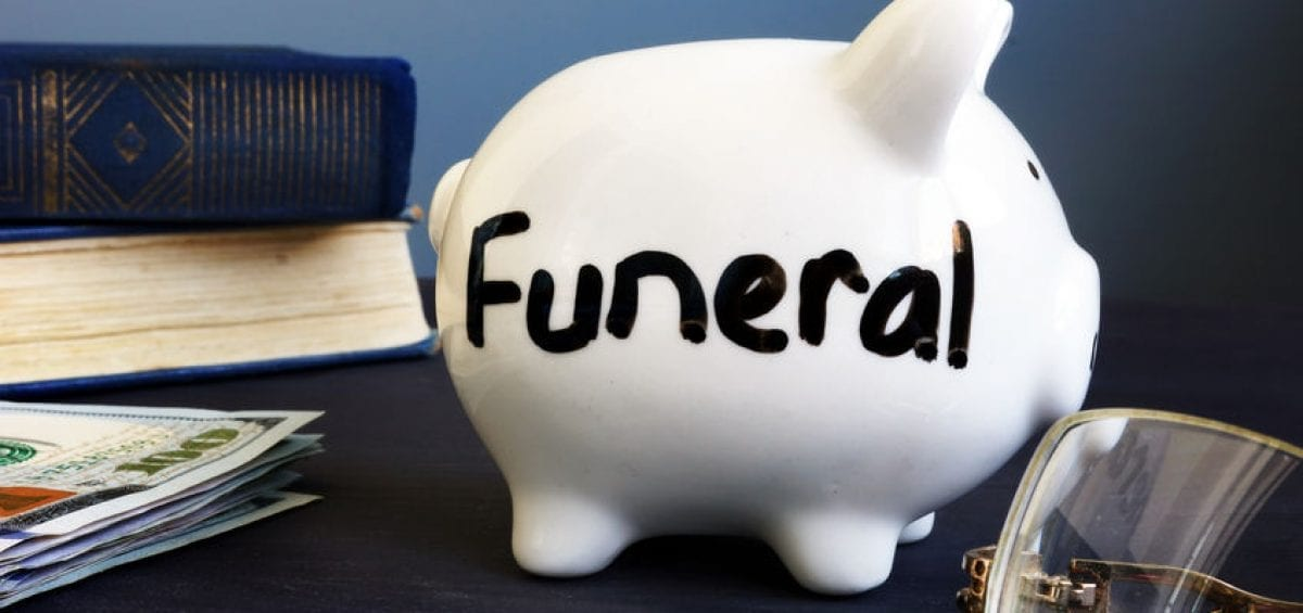 Funeral planning and financial planning