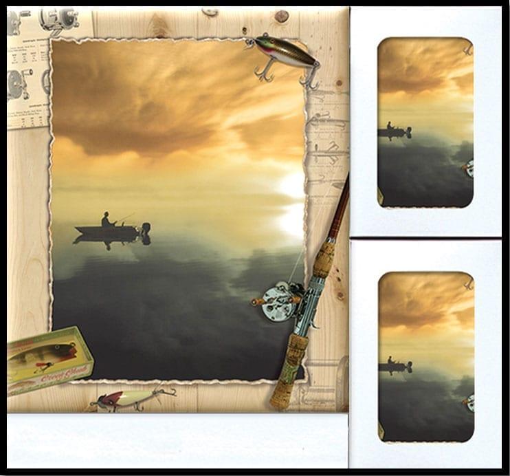 Angler's Glory Box Set