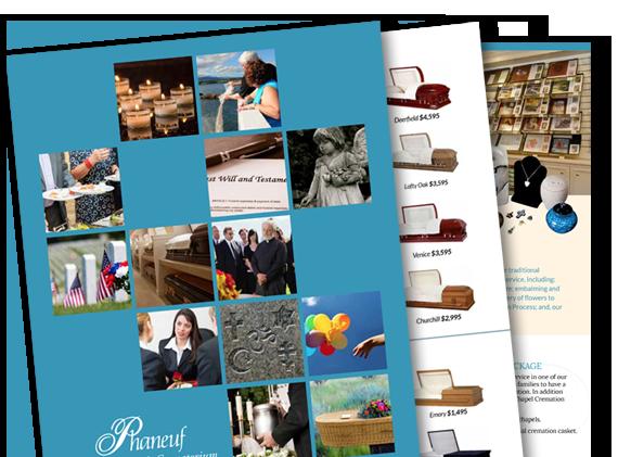 Phaneuf Company Brochure
