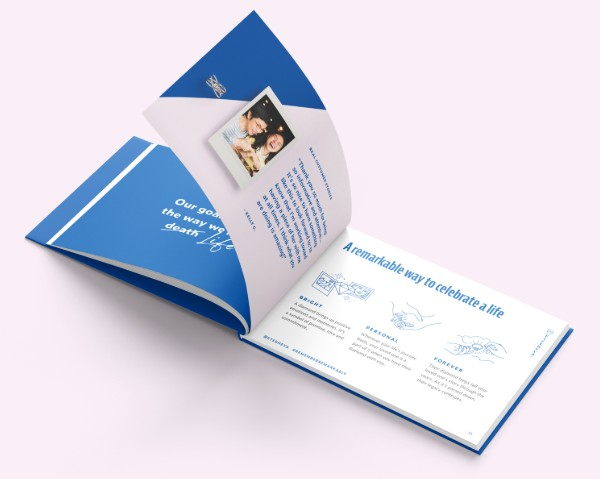 Eterneva Memorial Diamonds Book