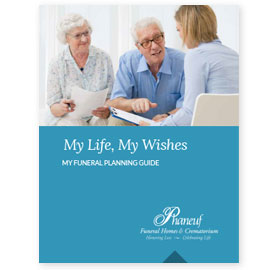 My Life, My Wishes planning guide