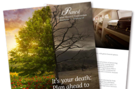 It's your death ebook